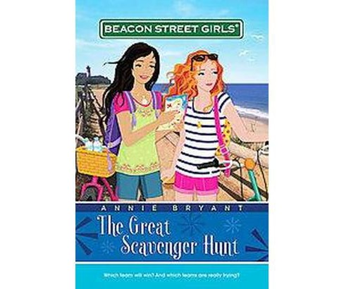Great Scavenger Hunt (Paperback) (Annie Bryant) - image 1 of 1