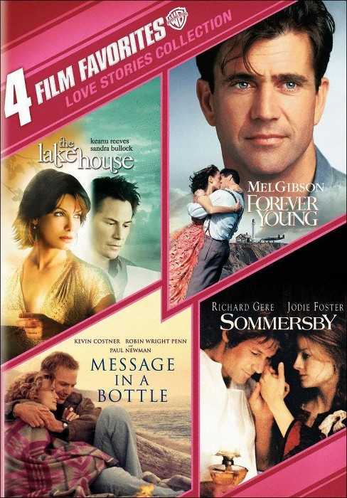 Love Stories Collection: 4 Film Favorites [2 Discs] - image 1 of 1
