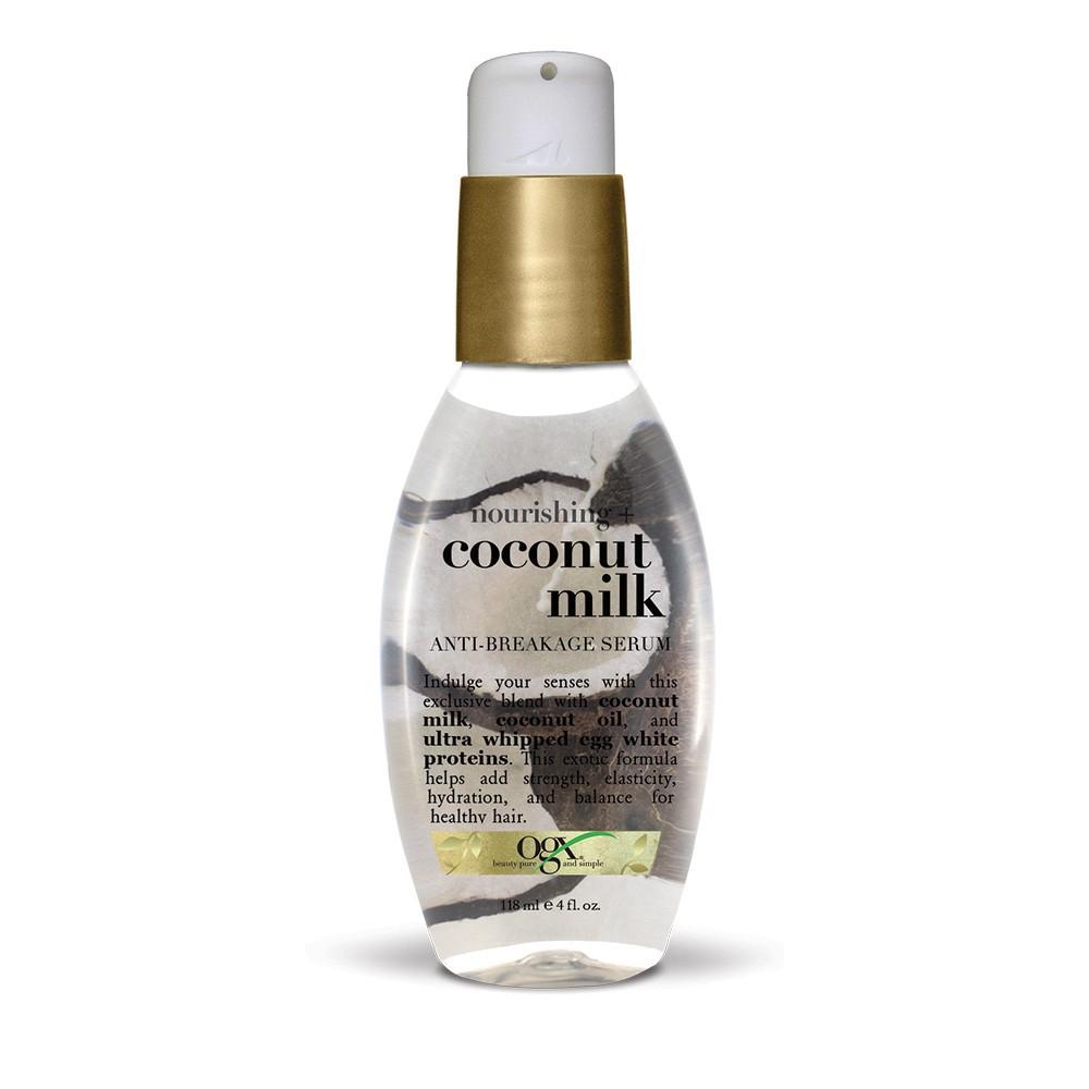 Image of OGX Coconut Milk Anti-Breakage Serum - 4oz