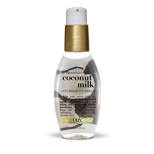 OGX Coconut Milk Anti-Breakage Serum - 4oz