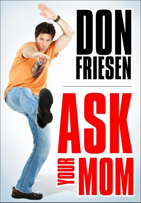 Ask your mom (DVD) - image 1 of 1
