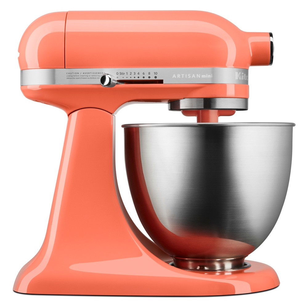 KitchenAid 3.5qt Artisan Mini Tilt-Head Stand Mixer Bird of Paradise – KSM3311XPH 53807962