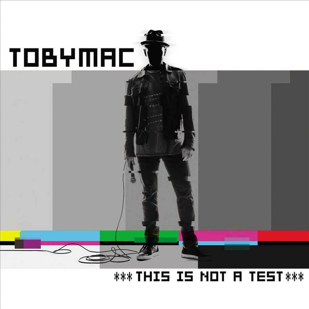 Tobymac - This Is Not A Test (Vinyl)