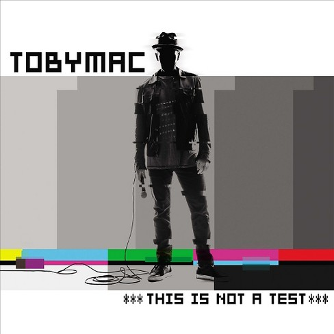 Tobymac - This is not a test (Vinyl) - image 1 of 1