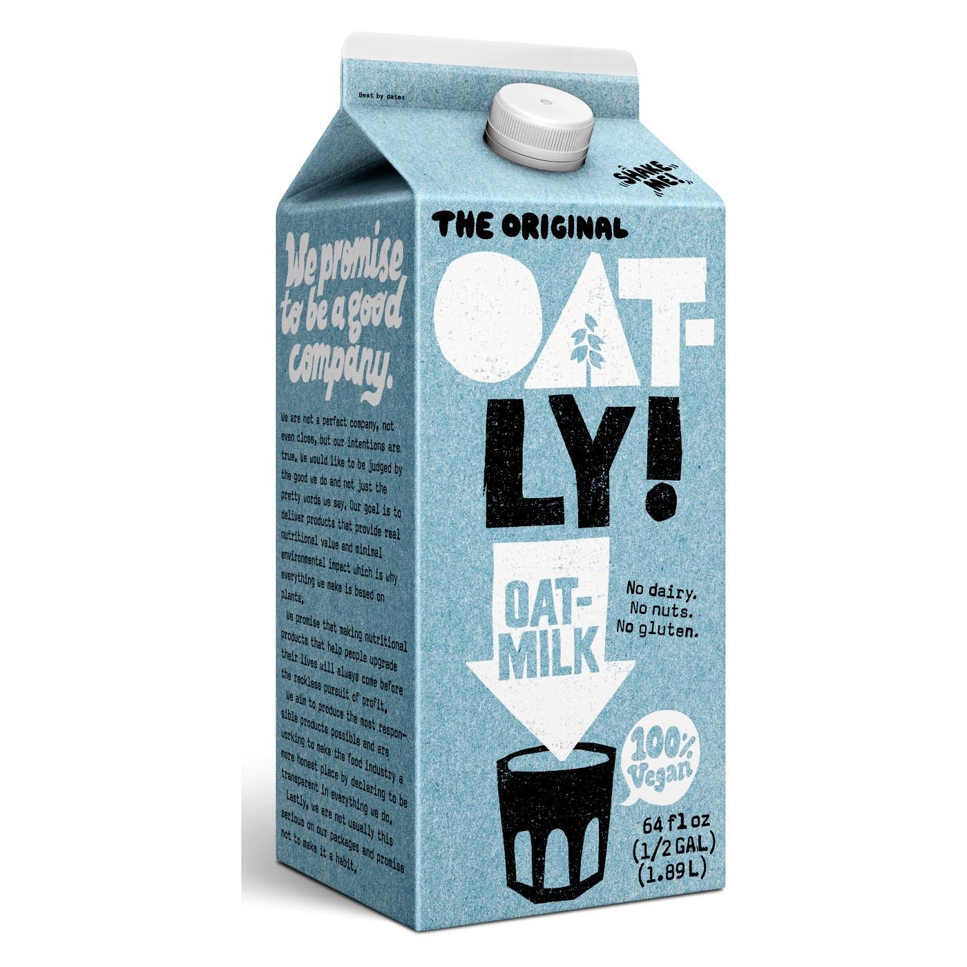 OATLY! Original Oat Milk - 0.5gal - image 1 of 1