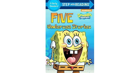 Five Undersea Stories (Paperback) - image 1 of 1