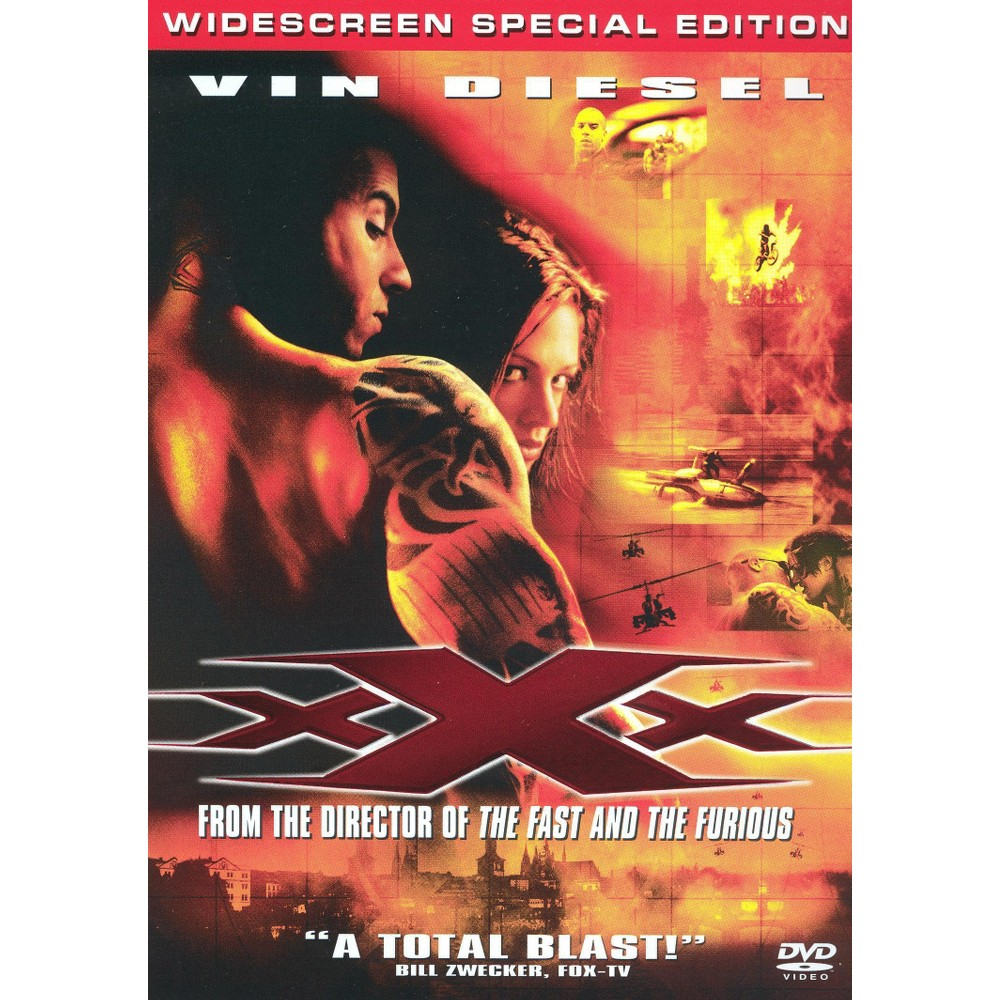 Xxx (WS Special Edition) (dvd_video)