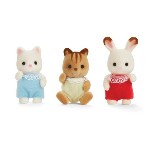 Calico Critters Baby Friends - image 1 of 3