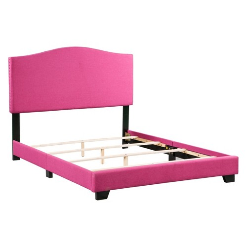 Dione Bed In A Box Pink Twin - Boraam