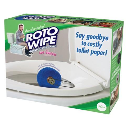 Roto Wipe Holiday Gift Box Prank Pack