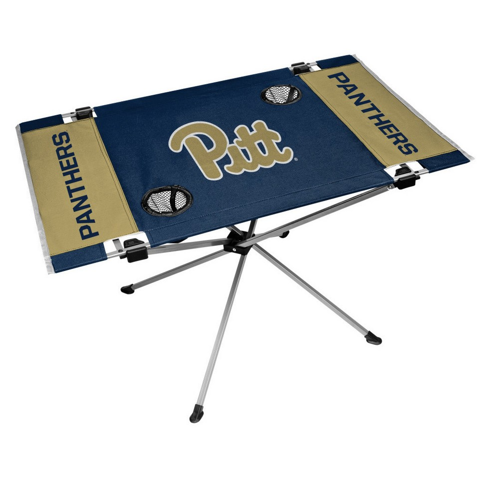 NCAA Rawlings Endzone Pop Up Table Pitt Panthers