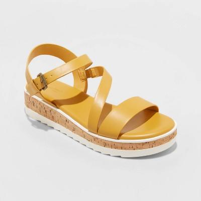 Women's Gia Platform Sandals - Universal Thread™