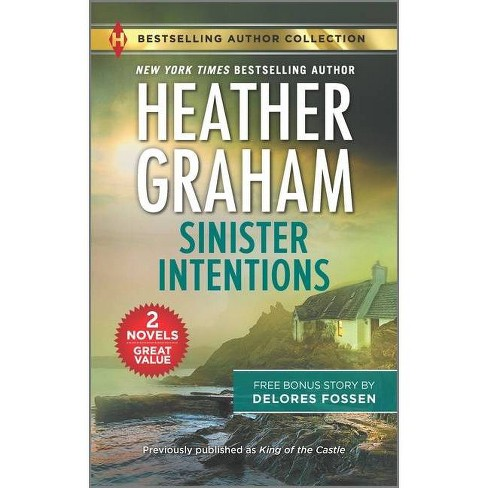 Sinister Intentions & Confiscated Conception - by  Heather Graham & Delores Fossen (Paperback) - image 1 of 1