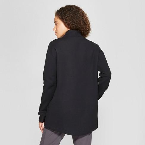 002b9c1de1bf1 MPG Sport Women s Cocoon Bomber Fleece Jacket   Target