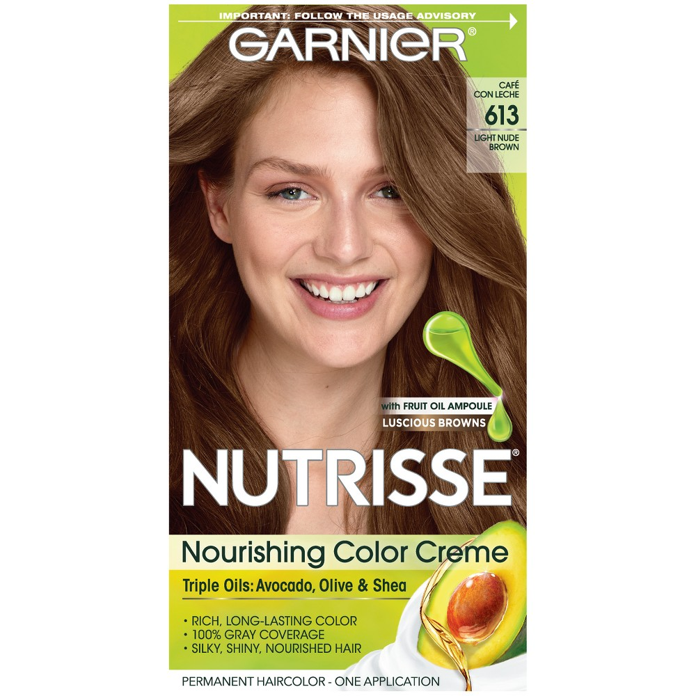 Garnier Nutrisse Nourishing Color Creme V2 Dark Intense Violet From