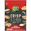Ritz Crisp & Thins Sea Salt Potato And Wheat Chips - 7.1oz - image 2 of 4