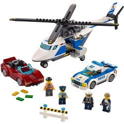 LEGO® City Police High-speed Chase 60138