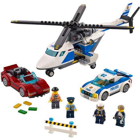 LEGO® City Police High-speed Chase 60138 - image 1 of 15