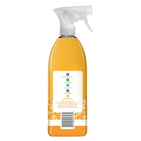 . method Citron Antibacterial All Purpose Cleaner   28 fl oz