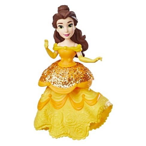 Disney Princess Belle Doll with Royal Clips Fashion, One-Clip Skirt - image 1 of 7