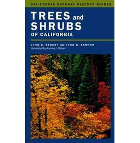 Trees and Shrubs of California (Paperback) (John David Stuart & John O. Sawyer) - image 1 of 1