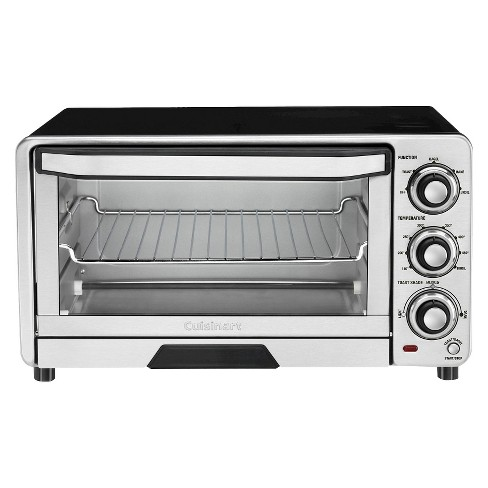 Cuisinart 174 Custom Classic Toaster Oven Broiler Stainless