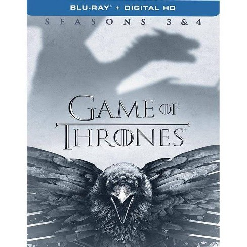 Game of Thrones: Seasons 3 & 4 (Blu-ray) - image 1 of 1