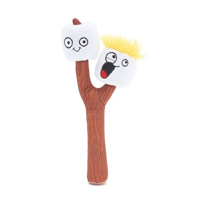 Bark Marsh & Mallow The Twig Twins Dog Toys