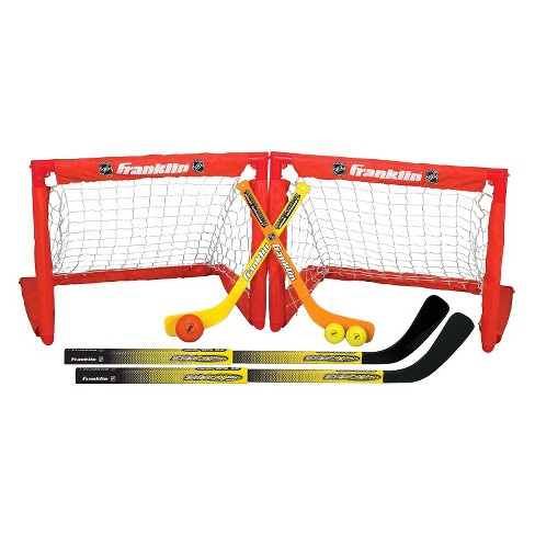 27dc984a63e Franklin Sports NHL Mini Hockey Set   Target