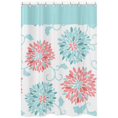 Emma Shower Curtain - Sweet Jojo Designs