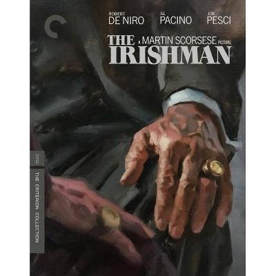 The Irishman (Blu-ray)(2020)