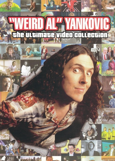 Weird al yankovic-ultimate collection (DVD) - image 1 of 1