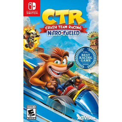 Crash Team Racing: Nitro Fueled - Nintendo Switch