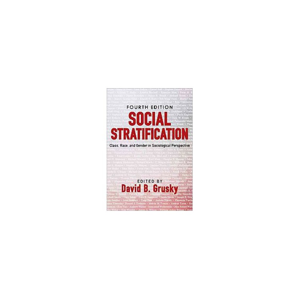 Social Stratification (Paperback)