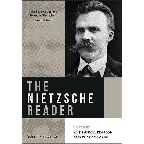 The Nietzsche Reader - (Blackwell Readers) (Paperback) - image 1 of 1