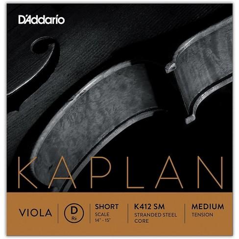 D'Addario Kaplan Series Viola D String - image 1 of 2