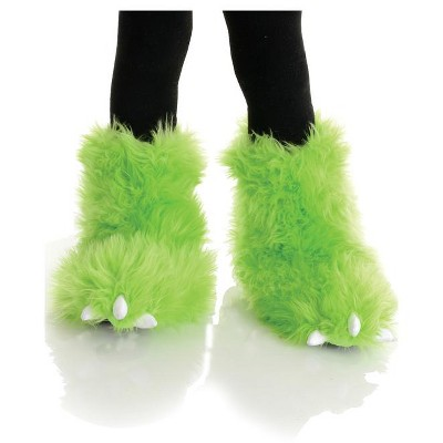 Underwraps Costumes Monster Boot Covers (Green)