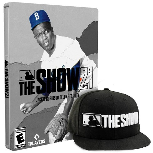 MLB The Show 21: Jackie Robinson Deluxe Edition PlayStation 4/5 - image 1 of 4