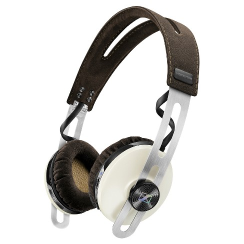 Sennheiser Momentum 2 On-Ear Bluetooth Headset with Noise Cancelling and NFC - Ivory - image 1 of 4