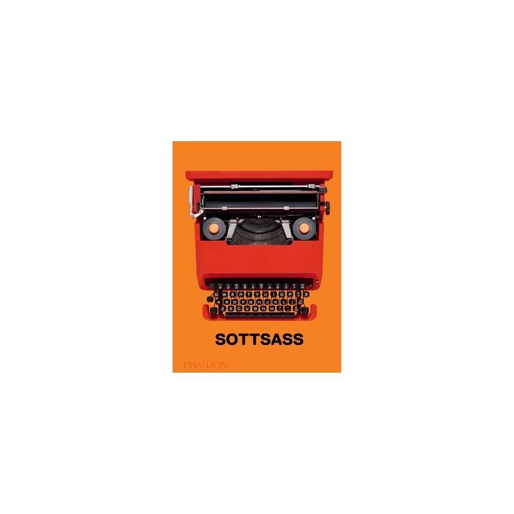 Sottsass (New) (Hardcover) (Philippe Thome & Francesca Picchi & Emily King & Deyan Sudjic & Francesco