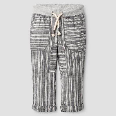 Baby Boys' Fashion Pant - Charcoal 18 M - Genuine Kids™ from Oshkosh®