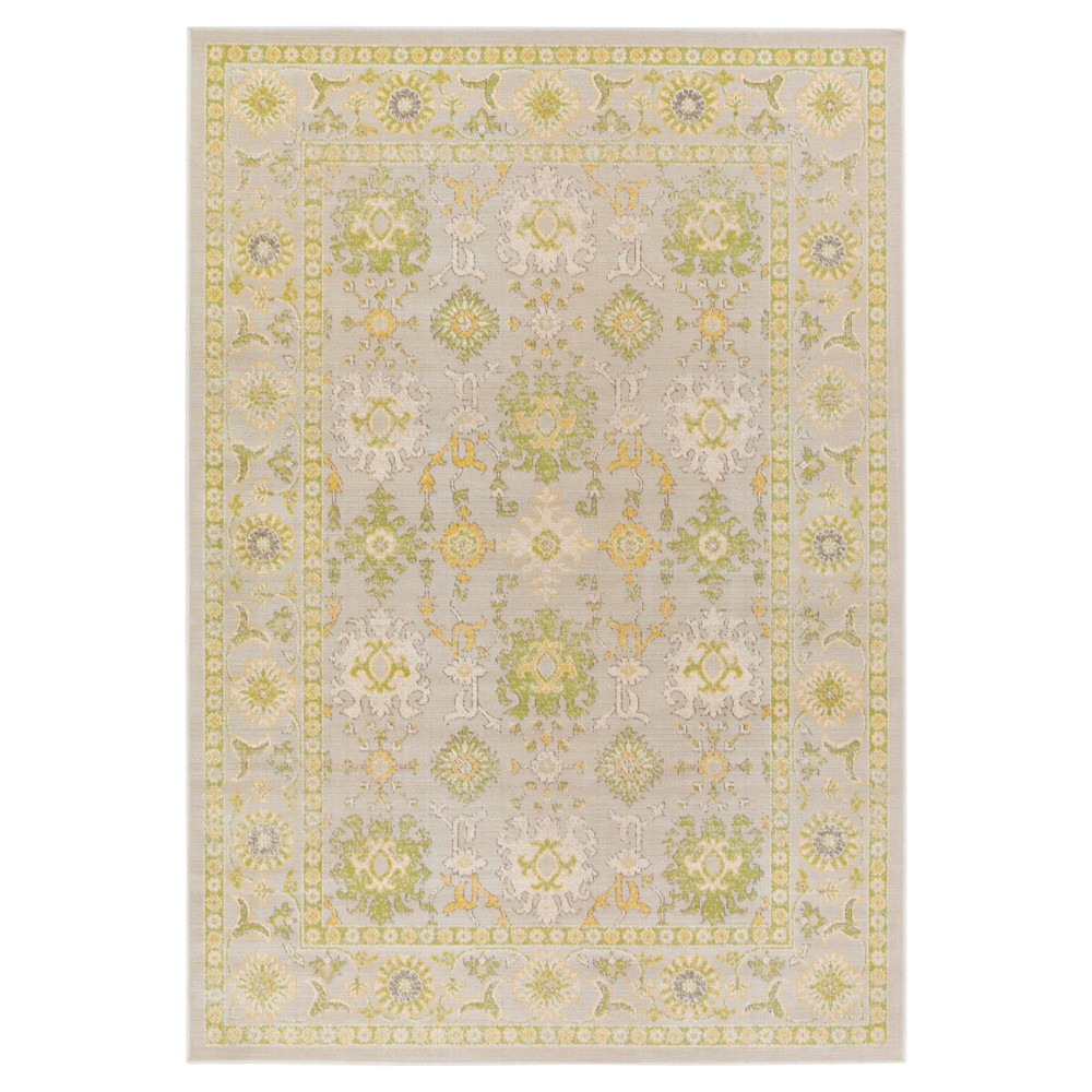 Lime (Green) Solid Tufted Accent Rug - (3'X4') - Surya
