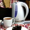 MegaChef 1.7L Electric Tea Kettle - White - image 3 of 3