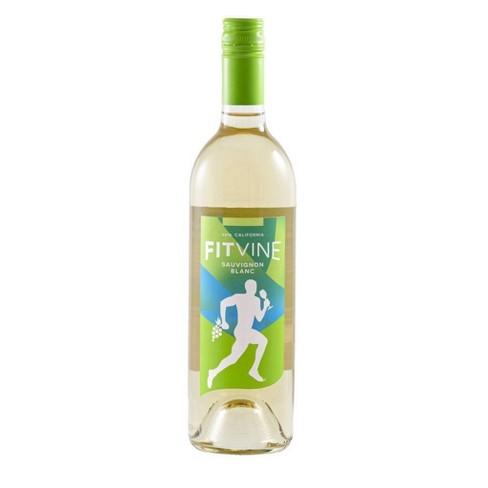 FitVine Sauvignon Blanc White Wine - 750ml Bottle - image 1 of 1