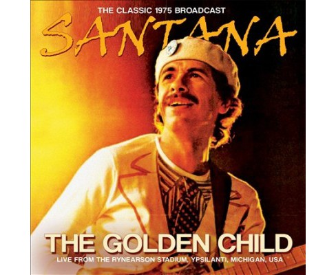 Santana - Golden Child (CD) - image 1 of 1