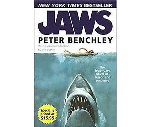 Jaws (Hardcover) (Peter Benchley) - image 1 of 1