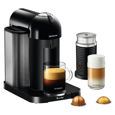 Nespresso Vertuo Black Bundle by Breville