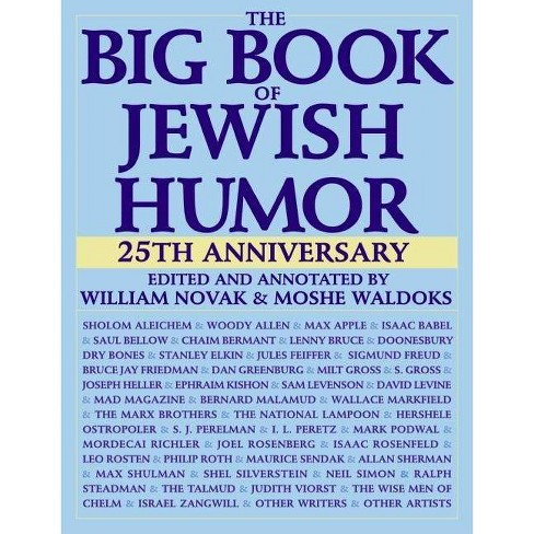 The Big Book of Jewish Humor - by  William Novak (Paperback) - image 1 of 1