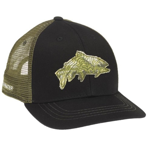 RepYourWater Camo Trout Hat - image 1 of 1