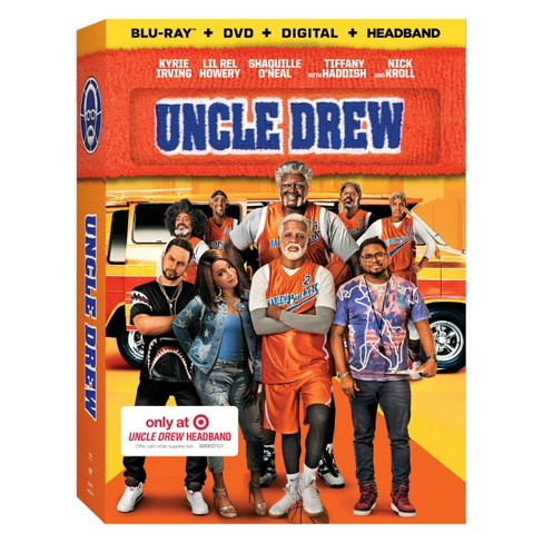 e3fa81c663c Blu-ray DVD digital combo Uncle Drew (Blu-Ray + DVD + Digital)